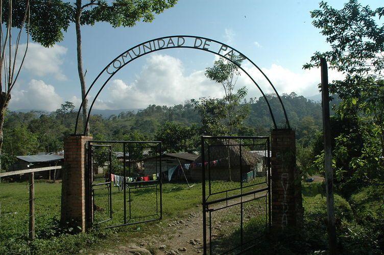 ingresso della Comunidad