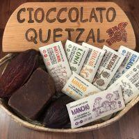 Le fustelle della nuova linea di Cioccolato Quetzal