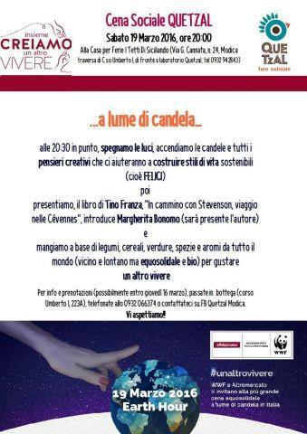 cesa sociale Quetzal Modica per Un Altro Vivere