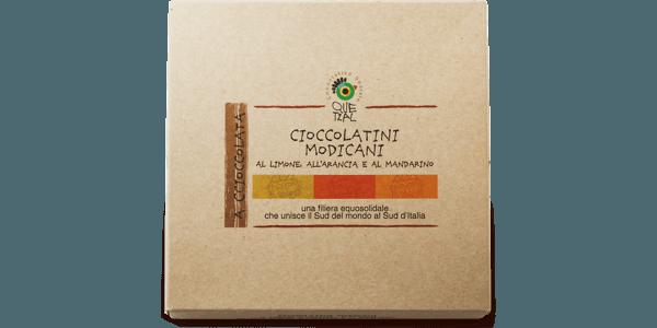 Cioccolatini di Modica agli agrumi bio