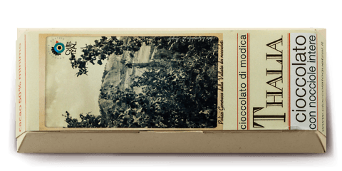 Cioccolato di Modica alle nocciole, 60 gr