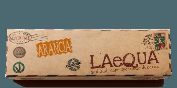 Cioccolato di Modica all'arancia bio, 60 gr