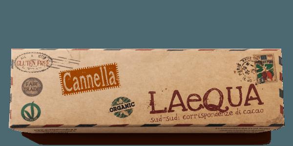 Cioccolato di Modica alla cannella bio, 60 gr