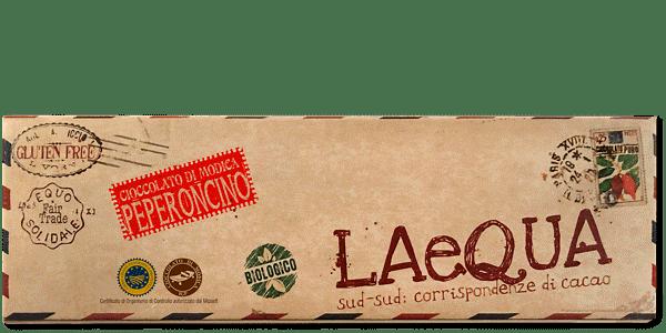 Cioccolato di Modica al peperoncino bio
