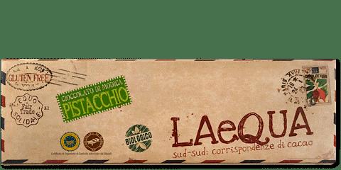 Cioccolato di Modica al pistacchio siciliano bio, 60 gr