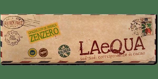 Cioccolato di Modica allo zenzero bio, 60 gr