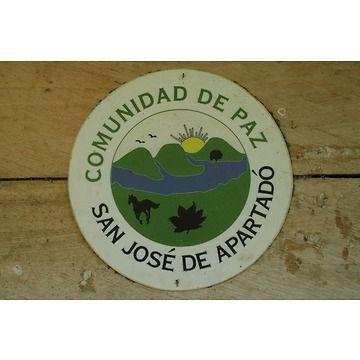 COMUNIDAD DE PAZ DE SAN JOSE' DE APARTADO'